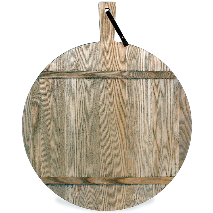 Ash Round Serving Board