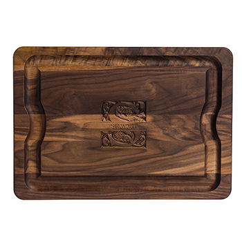 Walnut BBQ Carving Board