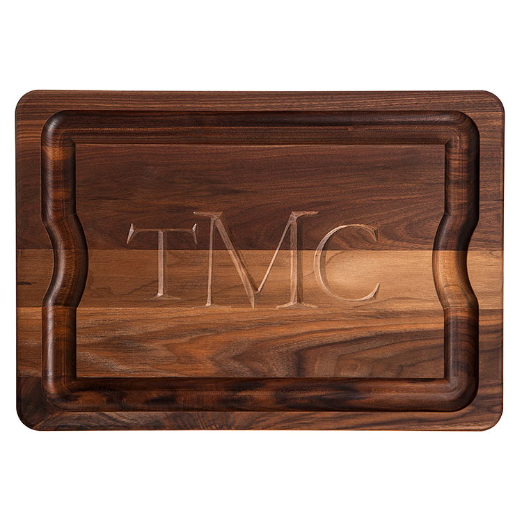 Walnut BBQ Carving Board
