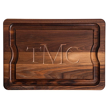 walnut bbq carving board cutting and carving boards j k adams