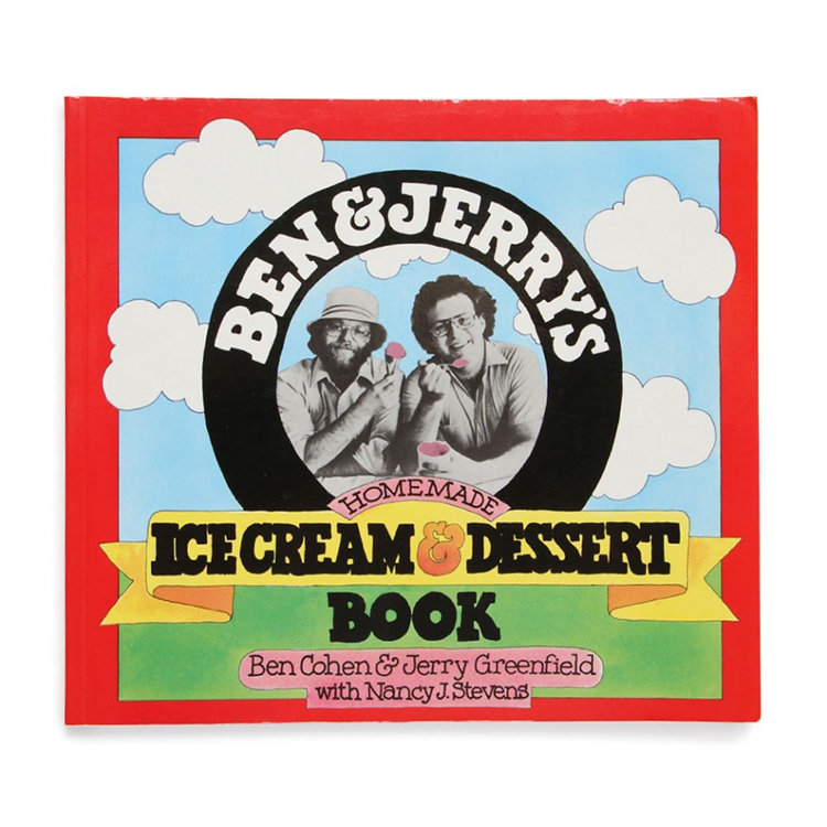 Ben & Jerry's Ice Cream & Dessert Cookbook