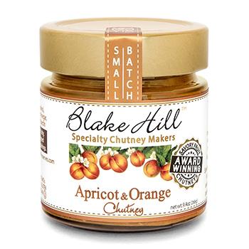 Apricot & Orange Chutney