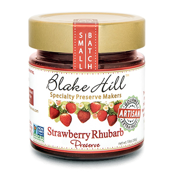 Strawberry Rhubarb Preserve