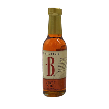 Roasted Chili Oil