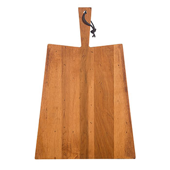 Maple Paddle Handled Serving Board