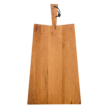 Large Maple Paddle Handled Serving Board