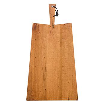 Artisan Large Maple Paddle Handled Serving Board