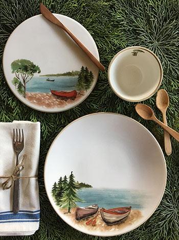 Lakeside Italian Pottery