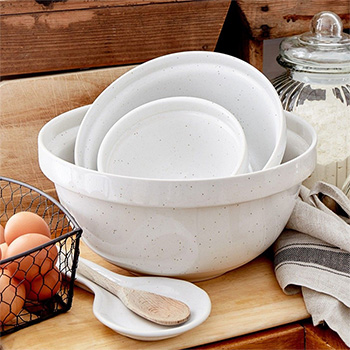 Casafina Fattoria Mixing Bowls (available in 3 sizes)