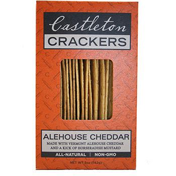 Castleton Crackers' Alehouse Cheddar