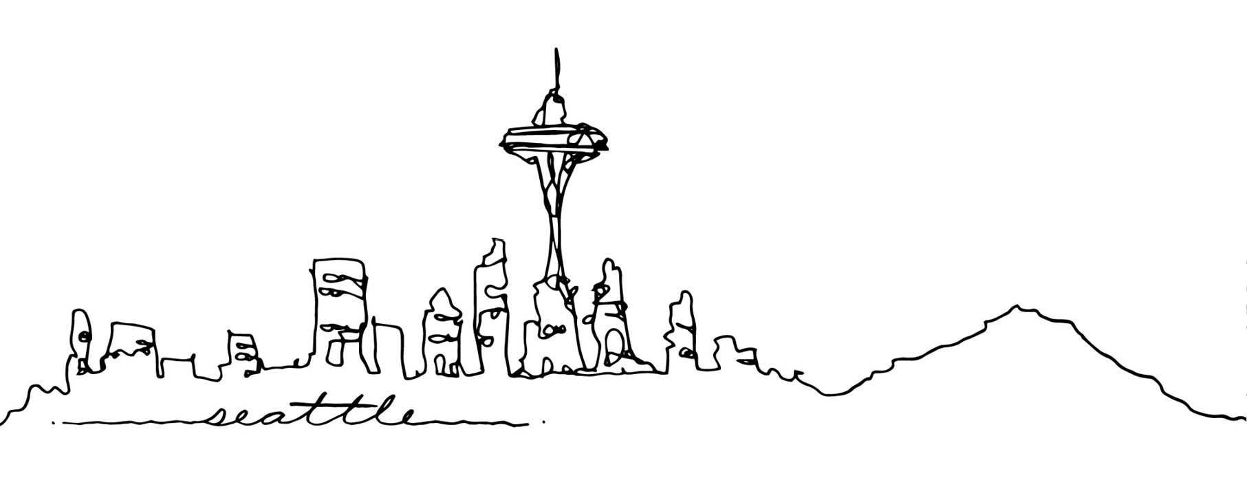 Seattle Cityscapes Collection