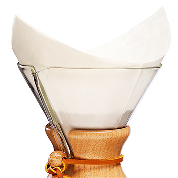 Chemex Bleached Coffee Filters