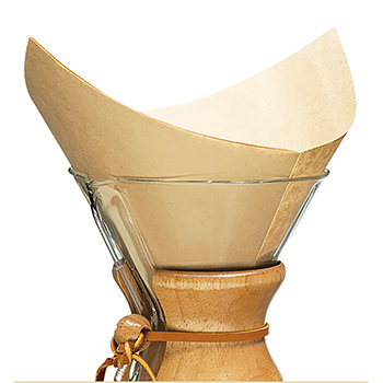 Chemex Unbleached Coffee Filters