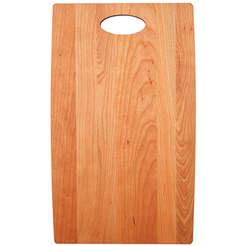 Cherry Cheese Board with Single Handle