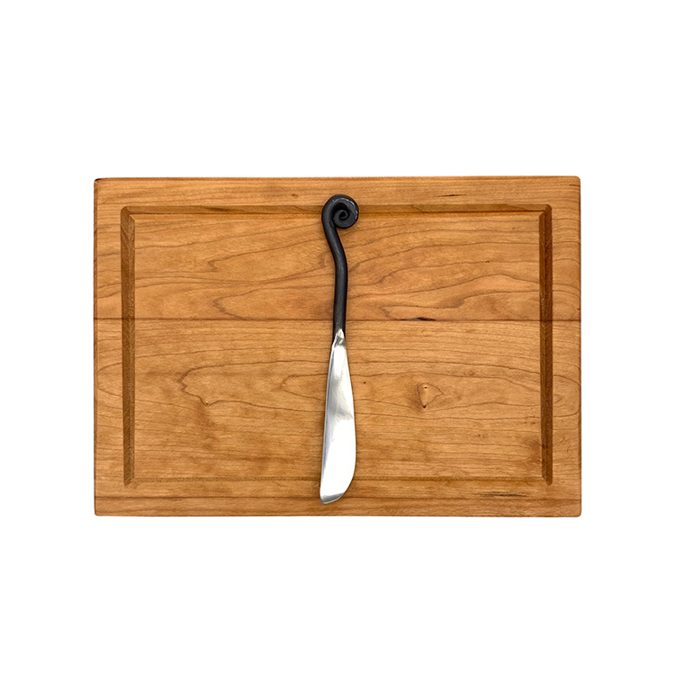 Cherry Rectangle Small Serving Board