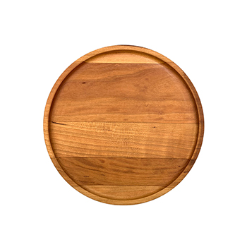 Cherry Wood Plate