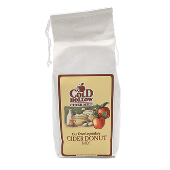 Cold Hollow Cider Donut Mix