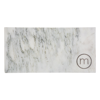 Danby Marble Rectangle Server