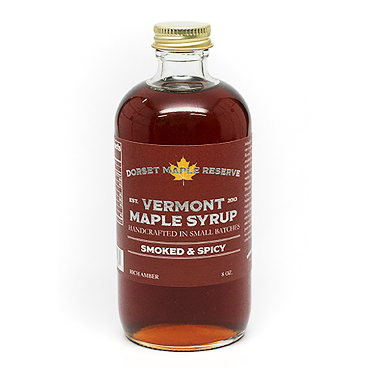 Dorset Maple Reserve Smoked & Spicy Maple Syrup