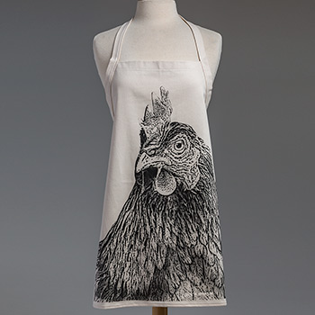 Farm Animal Apron-Hen