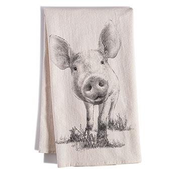 Farm Animal Tea Towel (4 Designs)