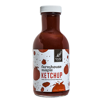 Farmhouse Maple Ketchup