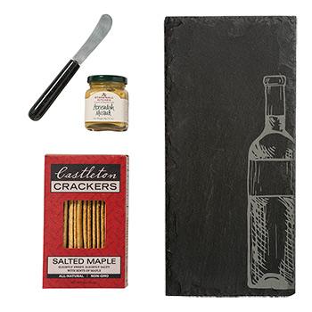 Fireside Slate Gift Set