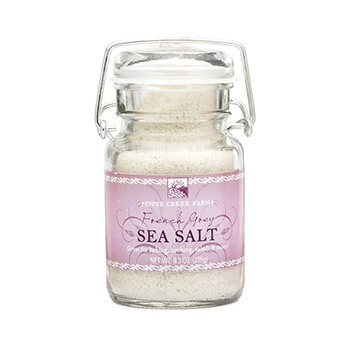 French Grey Sea Salt - PCF-9A