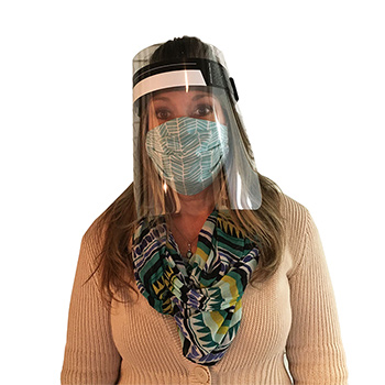 Full Face Shields-Pack of 25