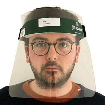 Full Face Shields- Pack of 10