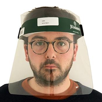 Full Face Shields- Pack of 10 - FFS-10