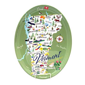 Platter-Vermont - GC-J1952-VT
