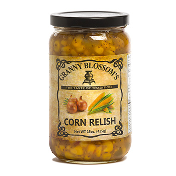 Granny Blossom's Corn Relish