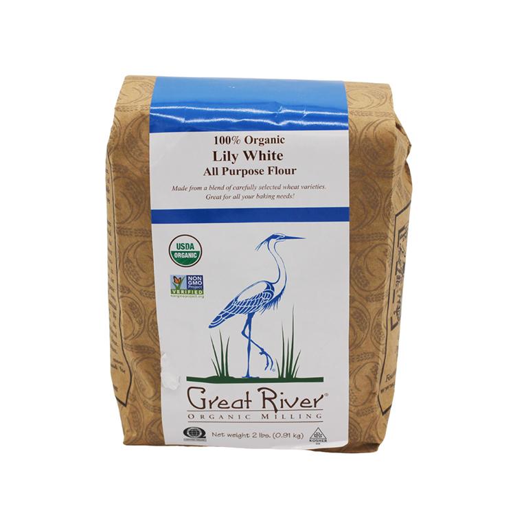 Organic Lily White All Purpose Flour-2 lb