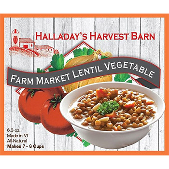 Farm Market Lentil Vegetable Soup Mix