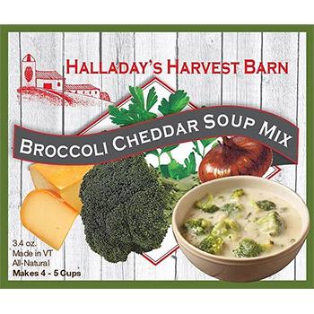 Broccoli Cheddar Soup Mix - HHB-BC