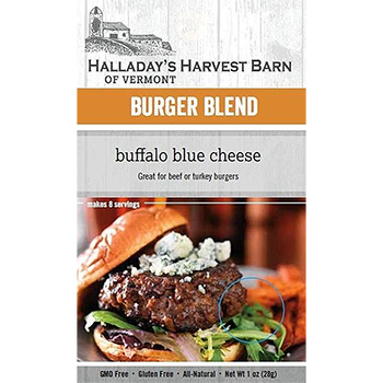 Buffalo Blue Cheese Burger Mix
