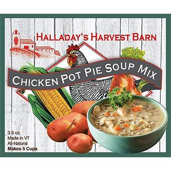Chicken Pot Pie Soup Mix - HHB-CPP
