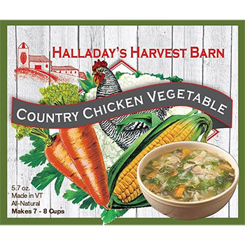 Country Chicken Vegetable Soup Mix - HHB-CCV