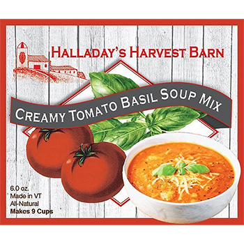 Creamy Tomato Basil Soup Mix - HHB-CTB