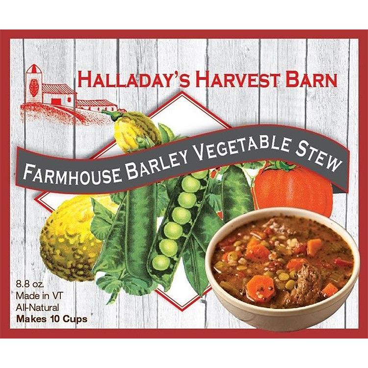Farmhouse Barley Vegetable Soup Mix