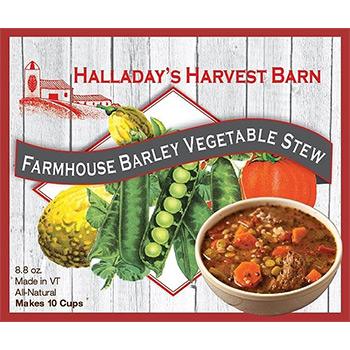 Farmhouse Barley Vegetable Soup Mix - HHB-FBVSS