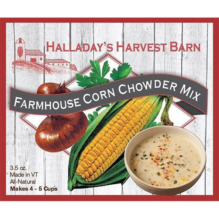 Farmhouse Corn Chowder