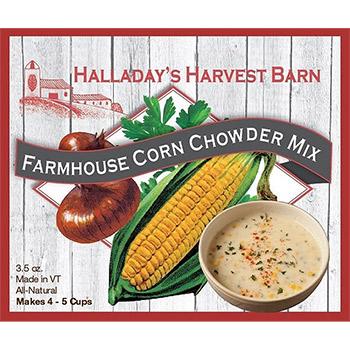 Farmhouse Corn Chowder - HHB-FCC