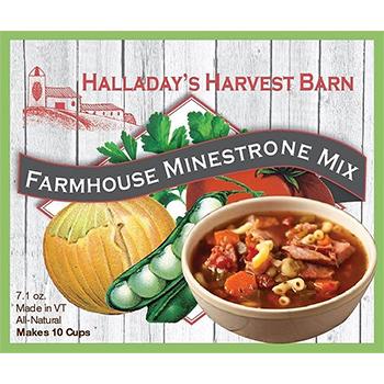 Farmhouse Minestrone Soup Mix - HHB-FMS