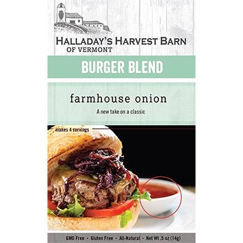 Farmhouse Onion Burger Mix - HHB-FOBM