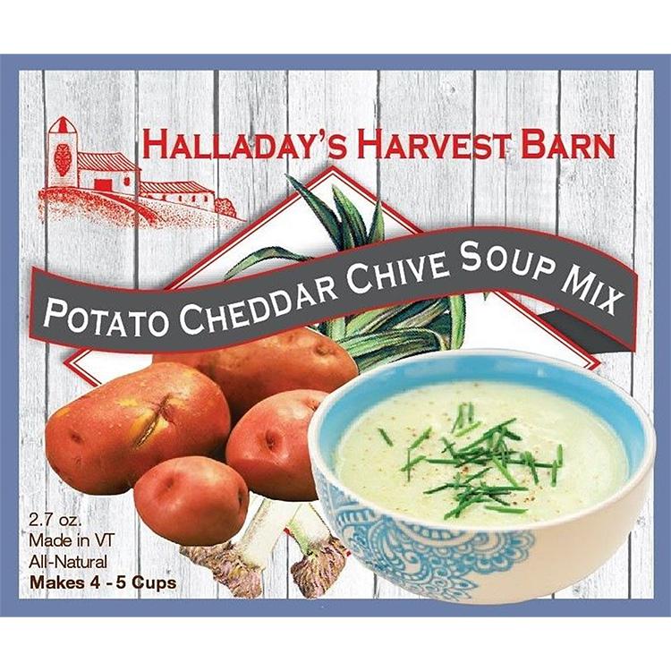 Potato Cheddar Chive Soup Mix - HHB-PCC