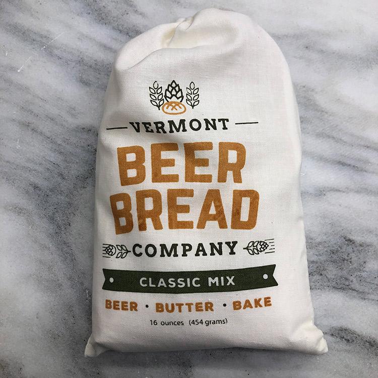 Halladays Vermont Classic Beer Bread Mix