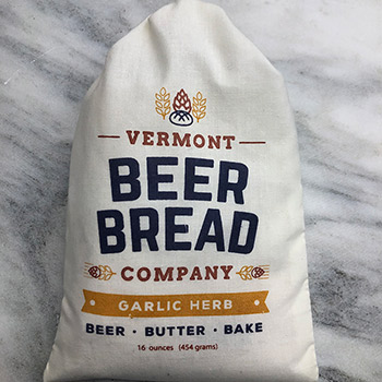 Halladays Vermont Garlic Herb Beer Bread Mix