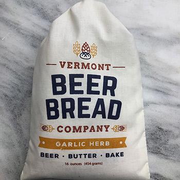 Halladays Vermont Garlic Herb Beer Bread Mix - HHB-GHBB